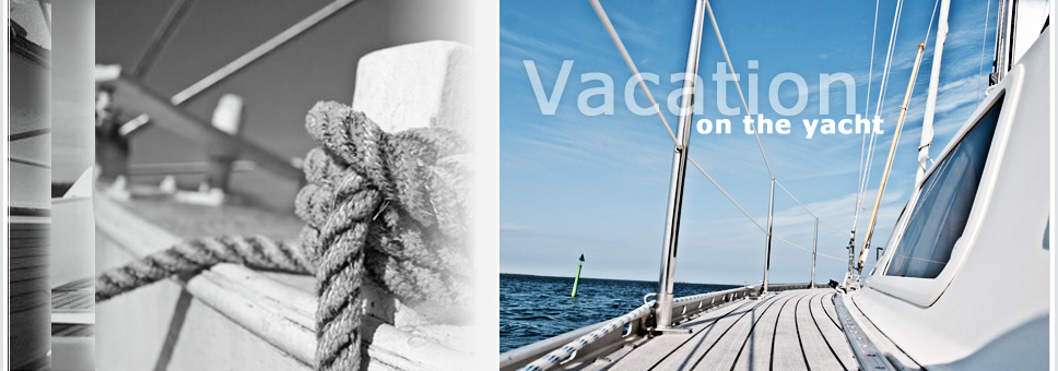 Vacation on yacht with Global Sailing Services