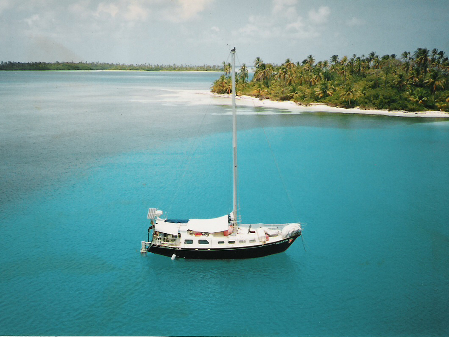 The Bahamas - Sailing